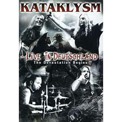 Kataklysm - Live in Deutschland - The Devastation Begins