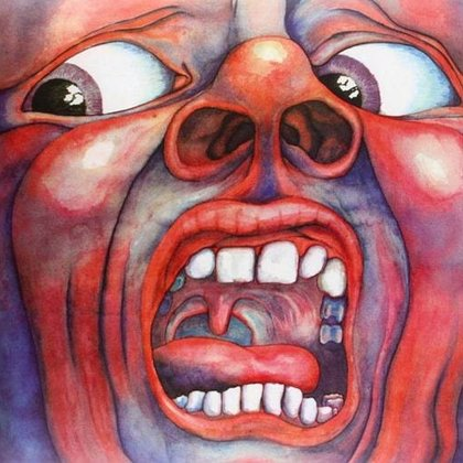 King Crimson - In The Court Of The Crimson King (Wilson/Fripp remix)