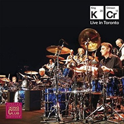 King Crimson - Live in Toronto