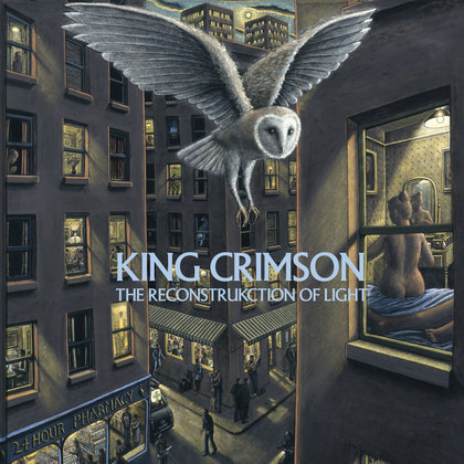 King Crimson - The ReconstruKction of Light - 40th Anniversary Edition