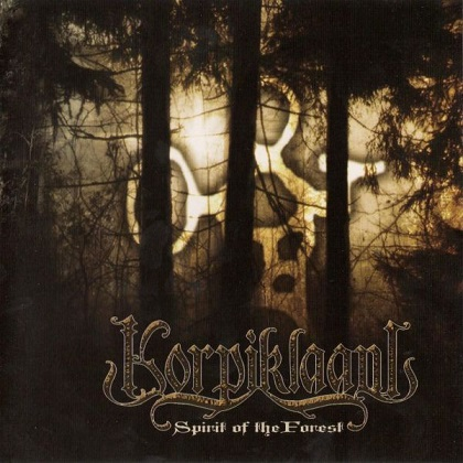 Korpiklaani - Spirit Of The Forest (POODI SAABUMAS!)