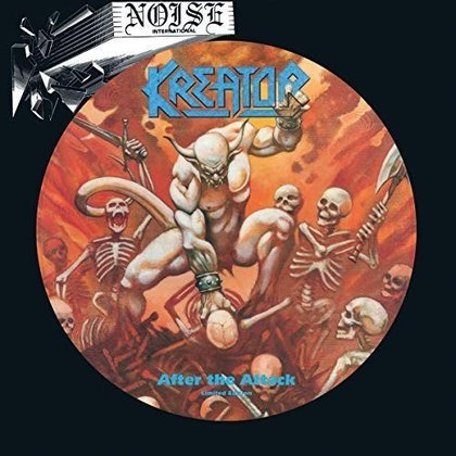 Kreator - After The Attack