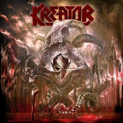 Kreator - Gods Of Violence (Ltd.)