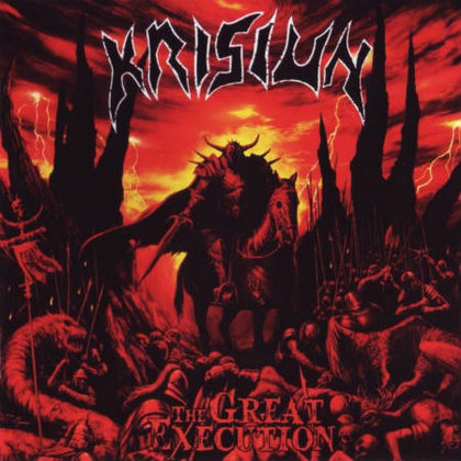 Krisiun - The Great Execution (Ltd.)