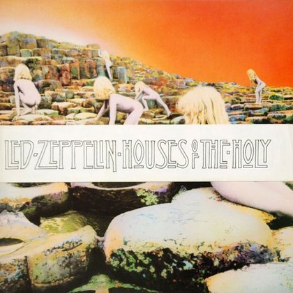 Led Zeppelin - Houses Of The Holy (2003 reissue)