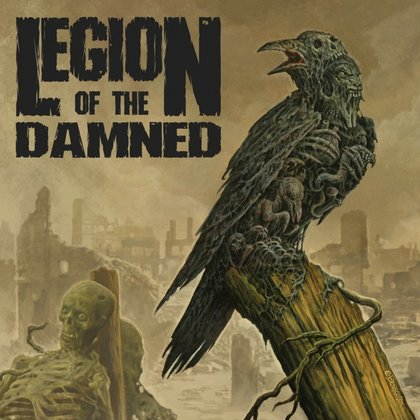 Legion Of The Damned - Ravenous Plague (Ltd.)