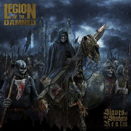Legion Of The Damned - Slaves Of The Shadow Realm (POES 27.02.)