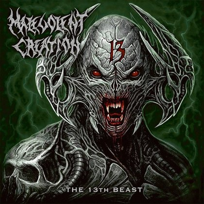Malevolent Creation - 13th Beast