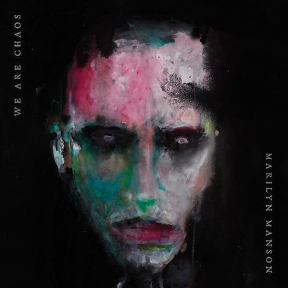 Marilyn Manson - We Are Chaos deluxe ed.