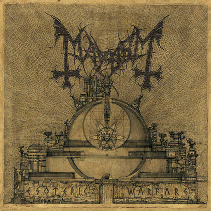Mayhem - Esoteric Warfare (Deluxe)