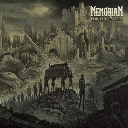 Memoriam - For The Fallen (Ltd.)