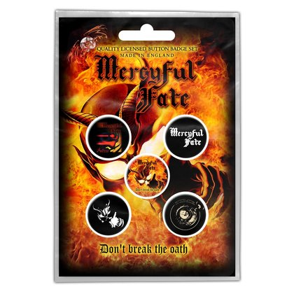 Mercyful Fate - Don´t Break The Oath