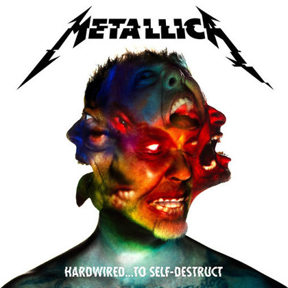 Metallica - Hardwired... to Self-Destruct (Ltd.)
