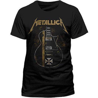 Metallica - Hetfield Iron Cross