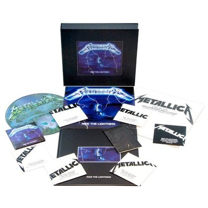 Metallica - Ride The Lightning (Deluxe Edition, RM)