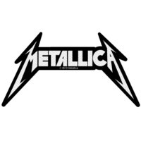 Metallica - Shaped Logo