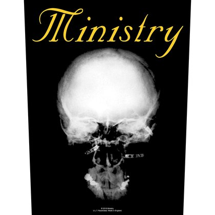 Ministry - The Mind is a Terrible Thing to Taste