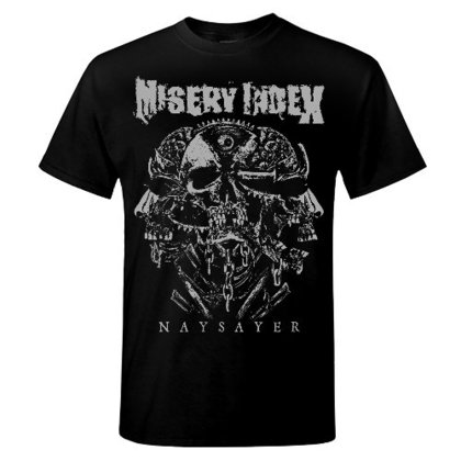 Misery Index - Naysayer (Ettetellimine / Pre-order)