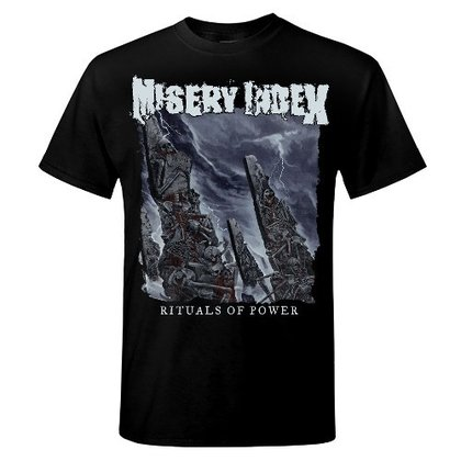 Misery Index - Rituals Of Power (Ettetellimine / Pre-order)