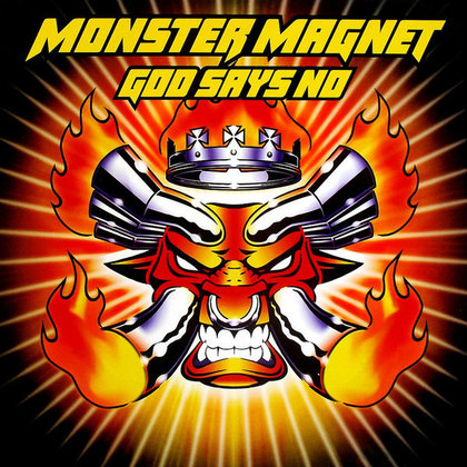 Monster Magnet - God Says No (Deluxe Edition)