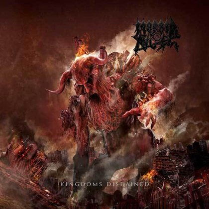 Morbid Angel - Kingdoms Disdained