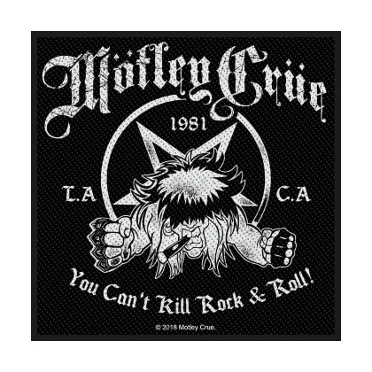 Mötley Crüe - You Can´t Kill Rock ´n´ Roll