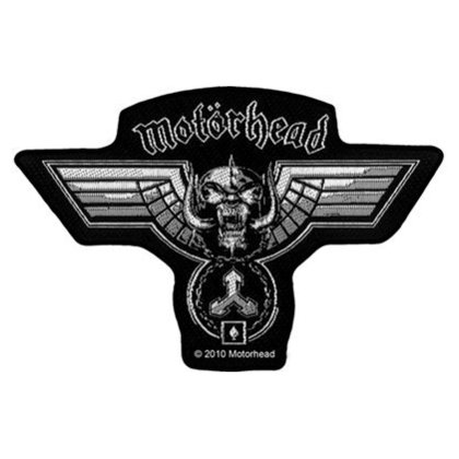 Motörhead - Hammered (Cut-out)