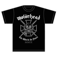 Motörhead - Iron Cross (The Wörld is Yours)