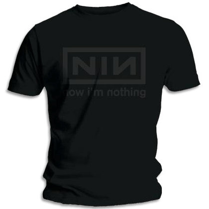 Nine Inch Nails - Now I´m Nothing