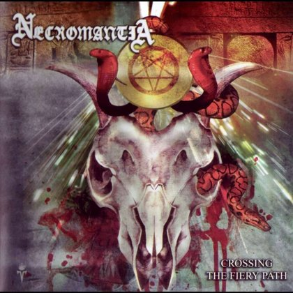 Necromantia - Crossing The Fiery Path