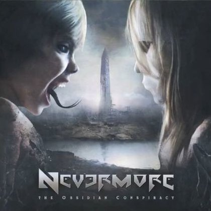 Nevermore - The Obsidian Conspiracy