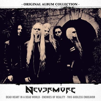 Nevermore - Original Album Collection