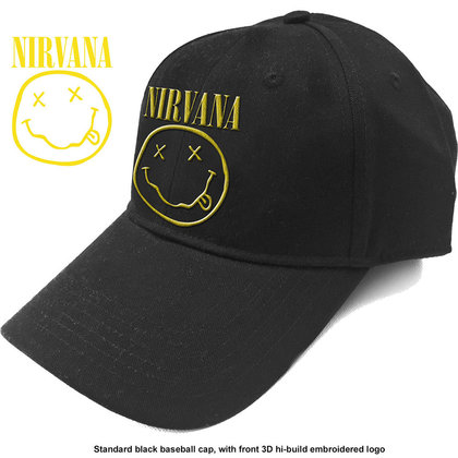 Nirvana - Logo & Smiley