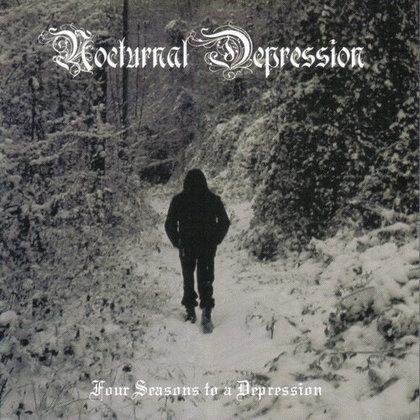 Nocturnal Depression - Four Seasons to a Depression