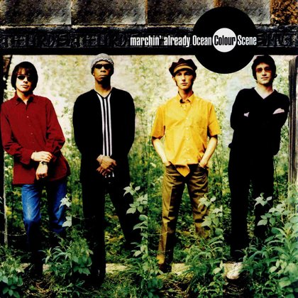 Ocean Colour Scene - Marchin´ Already (RSD 2018)