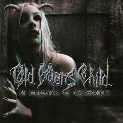 Old Man´s Child - In Defiance Of Existence (Ettetellimine / Pre-order)