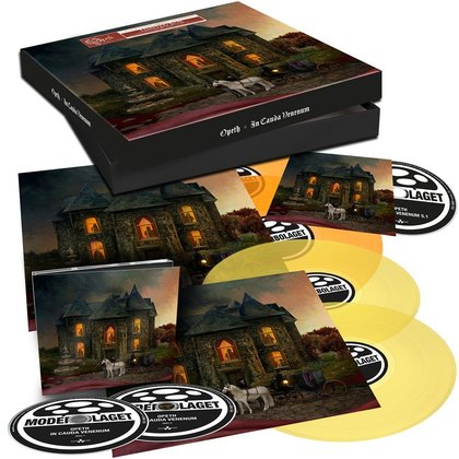 Opeth - In Cauda Venenum (English & Swedish versions) (Ettetellimine / Pre-order)