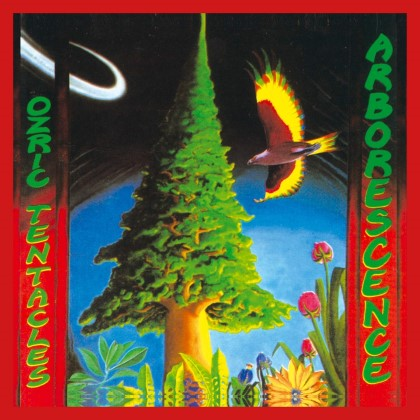 Ozric Tentacles - Arborescence - Ed Wynne remaster
