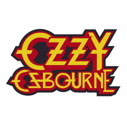 Ozzy Osbourne - Logo Cut-out