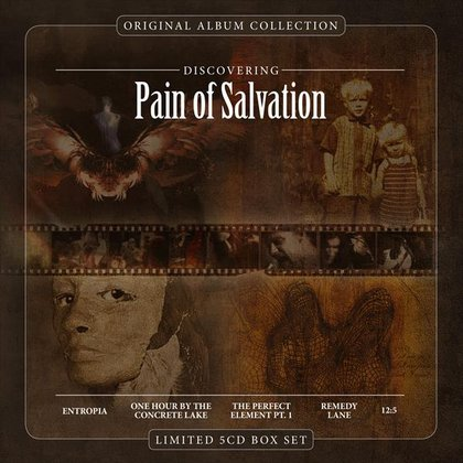 Pain Of Salvation - Original Album Collection: Discovering Pain Of Salvation