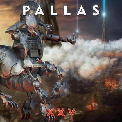 Pallas - XXV (Ltd.)