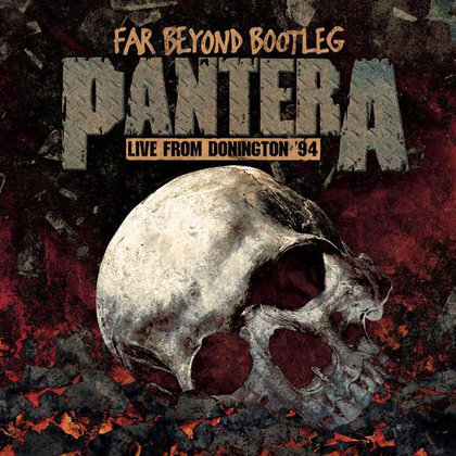 Pantera - Far Beyond Bootleg - Live From Donington ´94 +  History Of Hostility