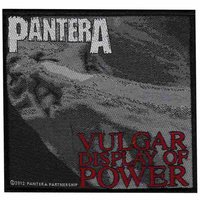 Pantera - Vulgar Display Of Power