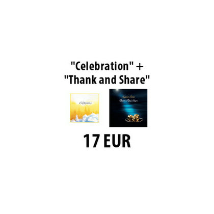 Patte, Indrek - Celebration + Thank and Share