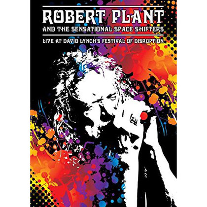 Plant, Robert - Live At David Lynch´s Festival Of Disruption