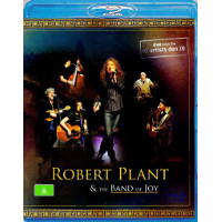 Plant, Robert - Live From The Artists Den (with The Band Of Joy)