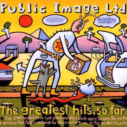 Public Image Ltd. - The Greates Hits, So Far