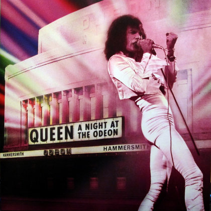 Queen - A Night at the Odeon: Hammersmith 1975 (Deluxe Edition)