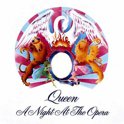 Queen - A Night at the Opera (PEAGI TAAS POES!)