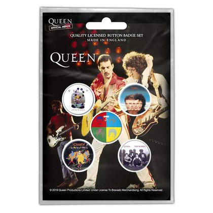 Queen - Later Albums